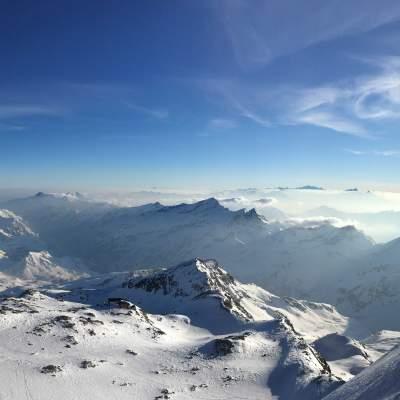 Privattour: 4000er Skitouren im Monte Rosa