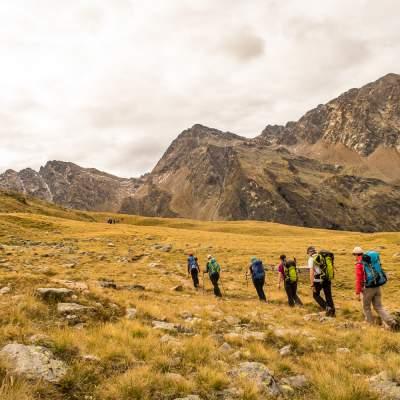 Alpenüberquerung 2017