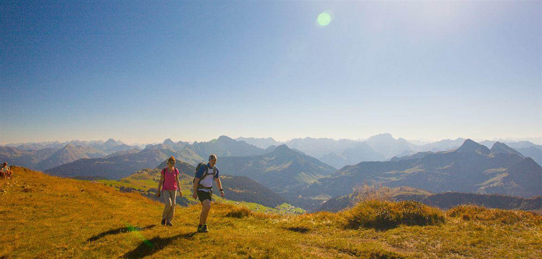 Naturwander-Wochenende Bregenzerwald